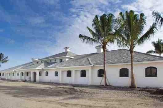 Grand Prix Village for Horses